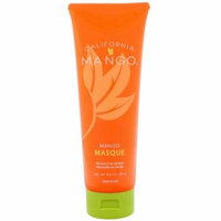 California Mango, Mango Masque, 8.5 oz(pack of 4)