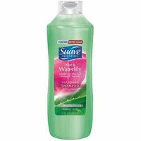 6 Pack - Suave Essentials Shampoo, Aloe Waterlily 30 oz