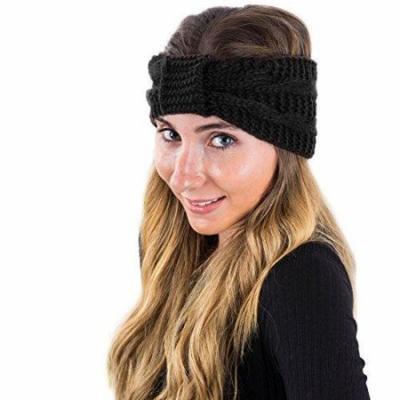 Winter Headband for Women - Knit Headband - Winter Head Wrap by CoverYourHair