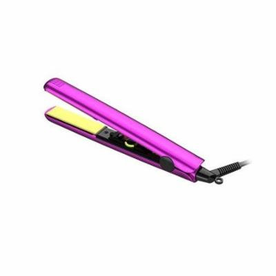 Flat Iron For Women, Pink 1-inch Girls Ceramic Hair Straightener Flat Iron Women