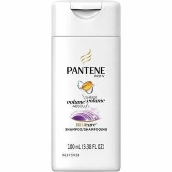 6 Pack - Pantene Pro-V Sheer Volume Shampoo 3.38 oz