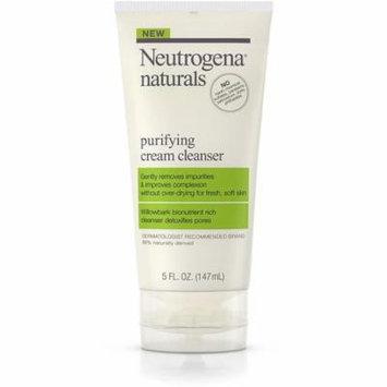 6 Pack - Neutrogena Naturals Purifying Cream Cleanser 5 oz