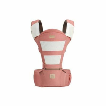 Karma Baby Breathable Safety Ergonomic Baby Carrier Sling Light Pink