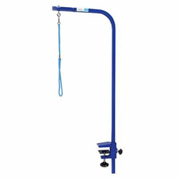 Quality Professional Steel Adjustable Overhead Clamp Blue Dog Grooming Arm 36