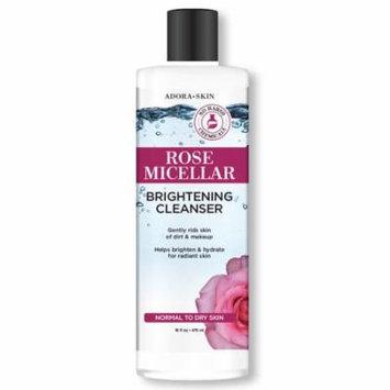 Adora Skin Rose Moisturizing Micellar Water 16oz / 475ml