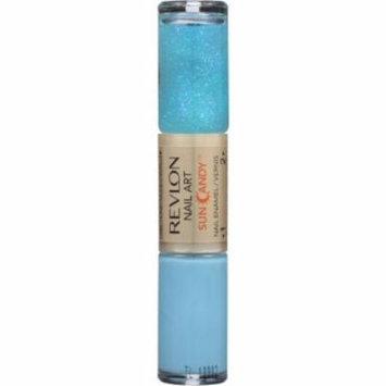 2 Pack - Revlon Nail Art Sun Candy Nail Enamel, Northern Lights/400 0.26 oz