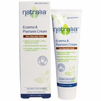 Natralia, Eczema & Psoriasis Cream, 2 oz(pack of 2)
