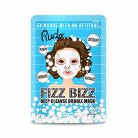 (3 Pack) RUDE Fizz Bizz Deep Cleanse Bubble Mask