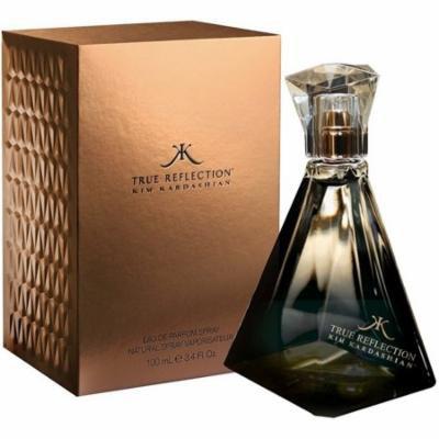 2 Pack - True Reflection By Kim Kardashian Eau De Parfum Spray For Women 3.4 oz
