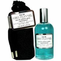 3 Pack - Geoffrey Beene Eau De Grey Flannel for Men Eau De Toilette Spray 4 oz