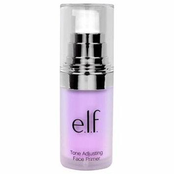 E.L.F. Cosmetics, Tone Adjusting Face Primer, Brightening Lavender, 0.47 fl oz(pack of 2)