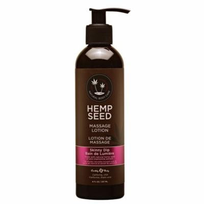 Earthly Body Massage Lotion - Skinny Dip - 8 oz