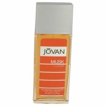 Jovan Men's Body Spray 2.5 Oz
