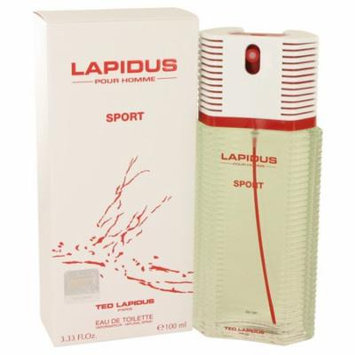 Lapidus Men's Eau De Toilette Spray 3.33 Oz