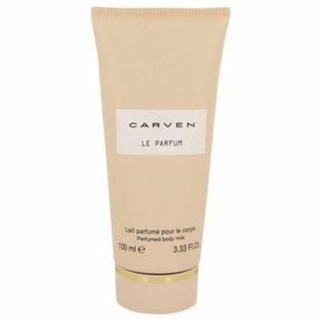 Carven Women's Body Milk 3.3 Oz