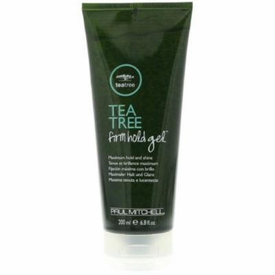 3 Pack - Paul Mitchell Tea Tree Firm Hold Unisex Gel 6.8 oz