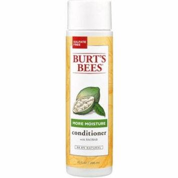 6 Pack - Burt's Bees More Moisture Conditioner 10 oz