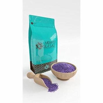 Jasmine Mediterranean Sea Bath Salt Soak - 5lb (Bulk) - Coarse Grain