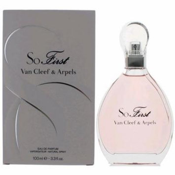 3 Pack - Van Cleef & Arpels So First Eau de Parfum for Women Spray 3.3 oz