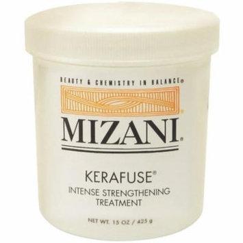 MIZANI Kerafuse Intense Strengthening Treatment, 15 oz (Pack of 4)