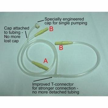 Maymom Tubing Set For Medela Freestyle Breastpump; Can Replace Medela Freestyle Tubing #8007232; in Retail Packaging