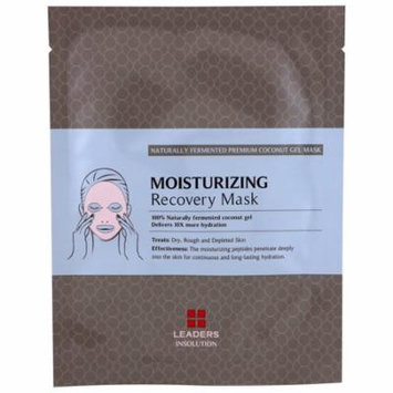 Leaders, Coconut Gel Moisturizing Recovery Mask, 1 Mask, 30 ml(pack of 2)