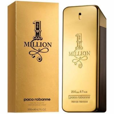 4 Pack - 1 Million By Paco Rabanne Eau de Toilette Spray For Men 6.70 oz