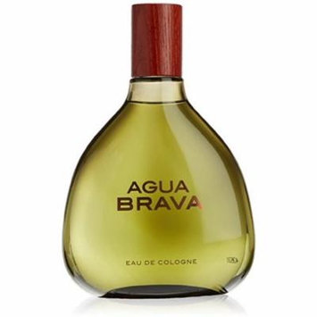 2 Pack - Antonio Puig Agua Brava Eau De Cologne Splash for Men 11.8 oz