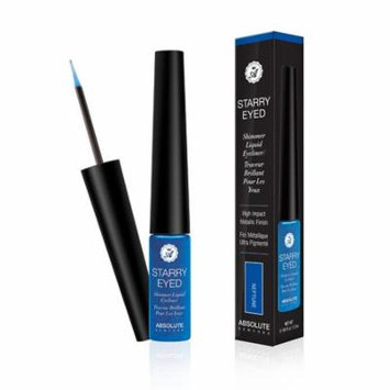 (3 Pack) ABSOLUTE Starry Eyed Shimmer Liquid Eyeliner - Neptune