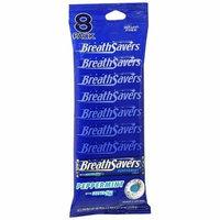 Breath Savers Sugar Free Mints Peppermint0.75 oz. x 8 packs (pack of 2)