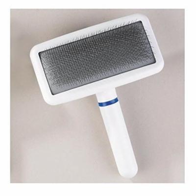 Professional Designer Soft Slicker Stainless Steel Dog Grooming Brushes for Dogs(Large - 4¾