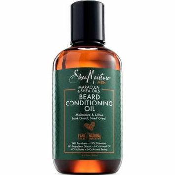 4 Pack - Shea Moisture Men Maracuja & Shea Oils Beard Conditioning Oil 3.2 oz
