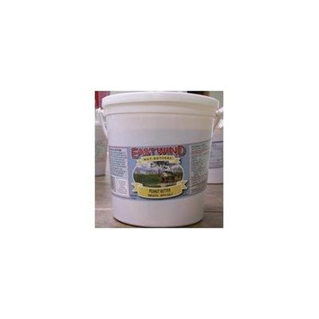 East Wind Peanut Butter Smooth Salted 6, 5 lb. Tubs