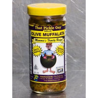 That Pickle Guy - Muffalata Olive Mild 16.0 oz (12 pack)