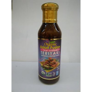 ASIAN SAUCE, OG2, TERIYAKI, LS , Pack of 6