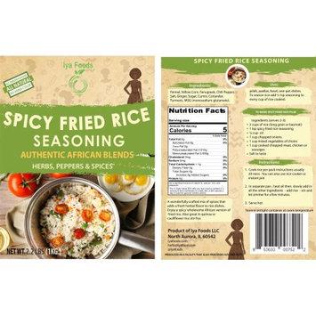 Iya Foods Llc Spicy Fried Rice & Grain Seasoning -2.2 LBS