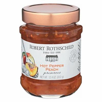 Rothschild Preserve,Hot Pepper Punch 12.4 Oz (Pack Of 6)