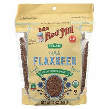 Bob's Red Mill Organic Whole Flaxseed