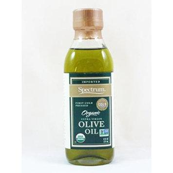 Spectrum Organic Extra Virgin Olive Oil (6 x 8 FL OZ)