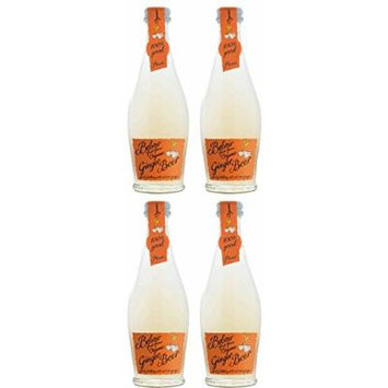 (4 PACK) - Belvoir - Organic Ginger Beer   250ml   4 PACK BUNDLE