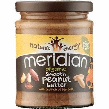 (3 PACK) - Meridian - Org Smooth Peanut Butter | 280g | 3 PACK BUNDLE