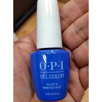 Tile Art to Warm Your Heart GEL Polish + 5% off at checkout