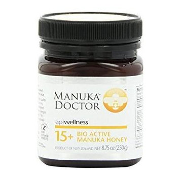 Manuka Doctor Bio Active 15 Plus Honey 8.75 Ounce (Pack Of 3) - Pack Of 3