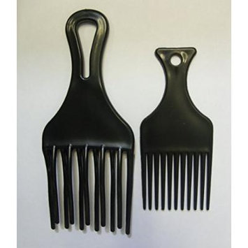 AFRO DOUBLE PIK COMB 2PCS by Other