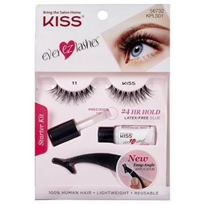 Kiss Ever Ez 11 Lashes Starter Kit by Kiss
