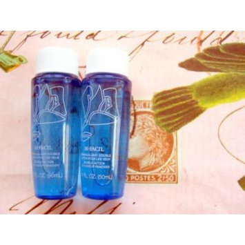 Lancome Bi Facil Double-Action Eye Makeup Remover Duo Pack 1.7 oz x 2 = 3.4 oz/ 100 ml (travel size)
