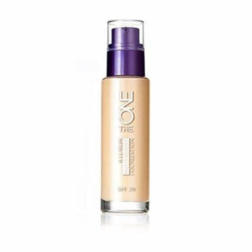 The ONE Illuskin Aqua Boost Foundation SPF20 (Fair Nude)
