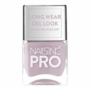 Nails Inc Pro Gel Effect Polish - Piccadilly Terrace 14ml