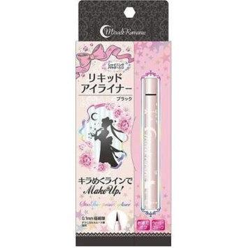 CREER BEAUTE Miracle Romance Sailor Moon Star Power Prism Liquid Eye Liner - Black by Creer Beaute