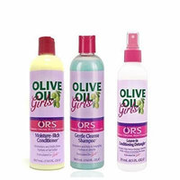 ORS Olive Oil Girls Set 3 products by Olive oil girls